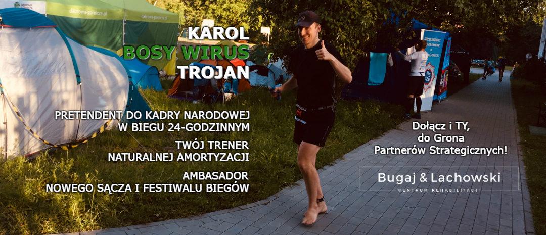 Karol BOSY WIRUS Trojan - Trener naturalnej amortyzacji